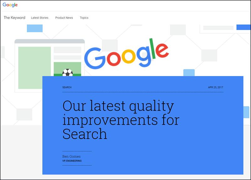 Fake News Fred – Google Algorithm Update