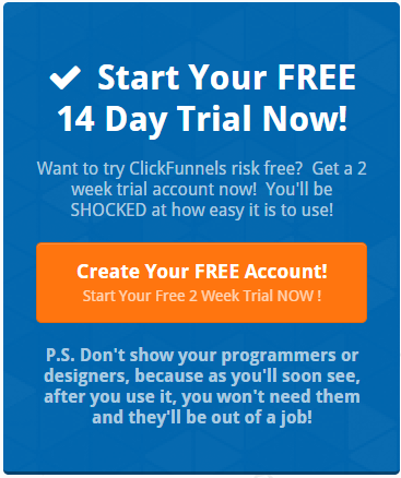 Click Funnels Free 14-day Trial