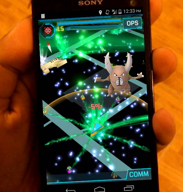 Ingress Pokemon
