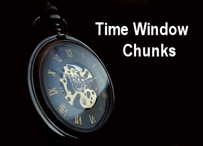 AdWords Time Window Chunks